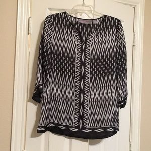 Chico's Tunic Size 0